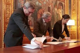 Centenario delle Camere di Commercio italiane della Spagna 100 anni dopo la storia si ripete