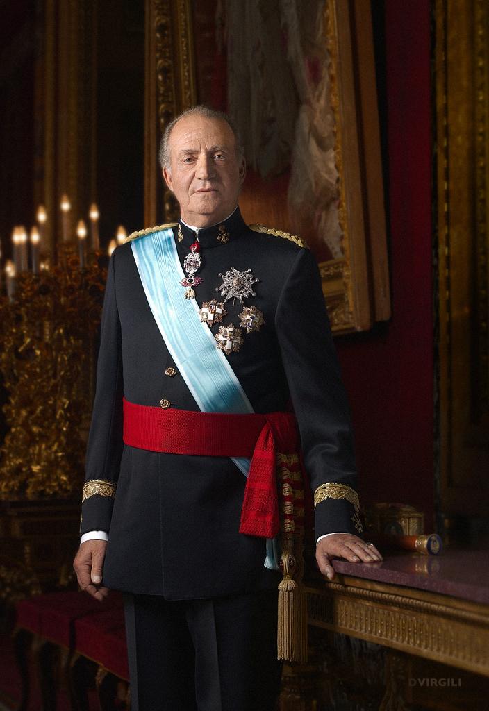Un saluto al Re Juan Carlos