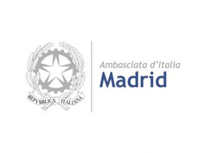 """L'Ambasciata Italiana con la scuola """"Alma"""""""