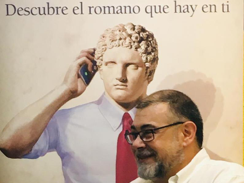 Pajo Alvarez somos Romanos