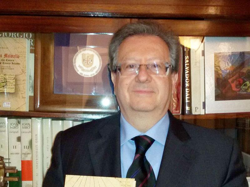 Il Presidente Alfonso Licata al Governo Italiano