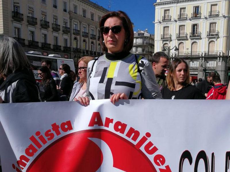 Marìa Teresa Pèrez: la Presidente per la difesa degli animali