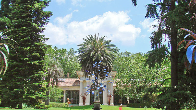 """Il """"Real Jardin Botanico"""" alla settimana della scienza"""