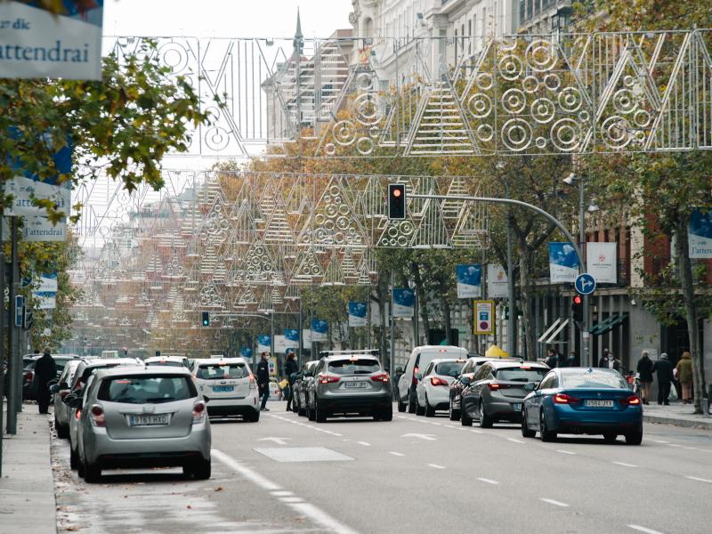 Bosco Urbano in Calle Serrano