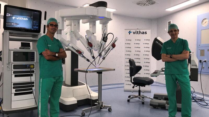 La Vithas e il Grupo Urologico Suturo