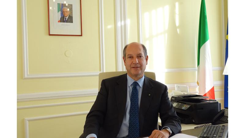 L'Ambasciatore Riccardo Guariglia con e per gli italiani