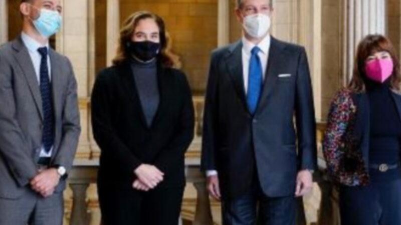 L'Ambasciatore Guariglia in Catalogna