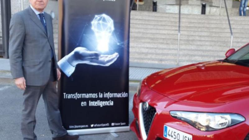 """Almerino Furlan importante imprenditore italiano, è il Presidente della """"Future Space"""""""